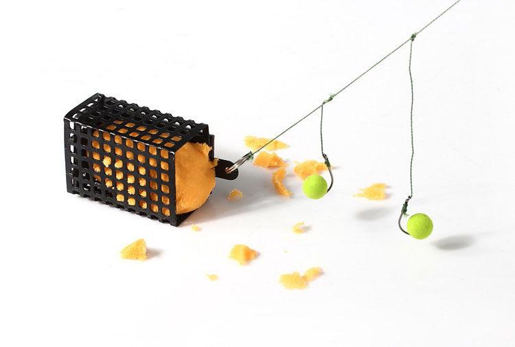 фидерная кормушка для рыбалки своими руками видео