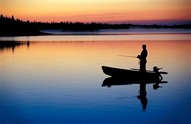 Атмосферное давление для рыбалки